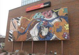 Arts Alive Mural