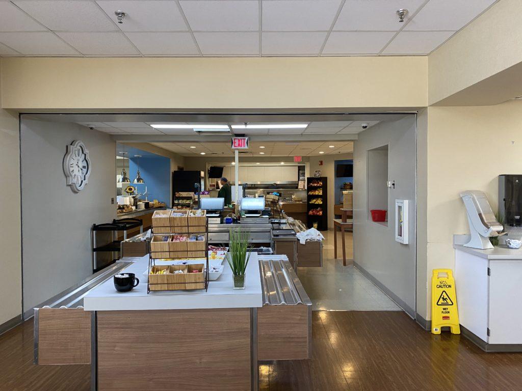 Mercy Cafeteria