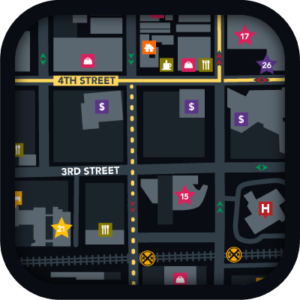 Downtown Partners - Maps & Apps
