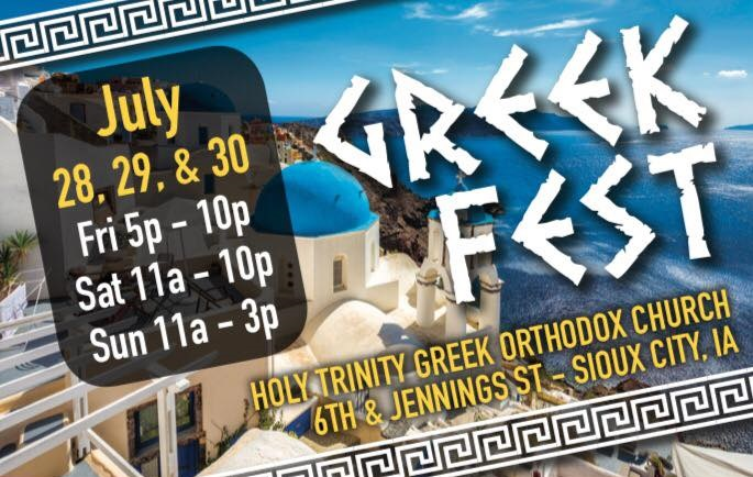 Greek Fest 2017