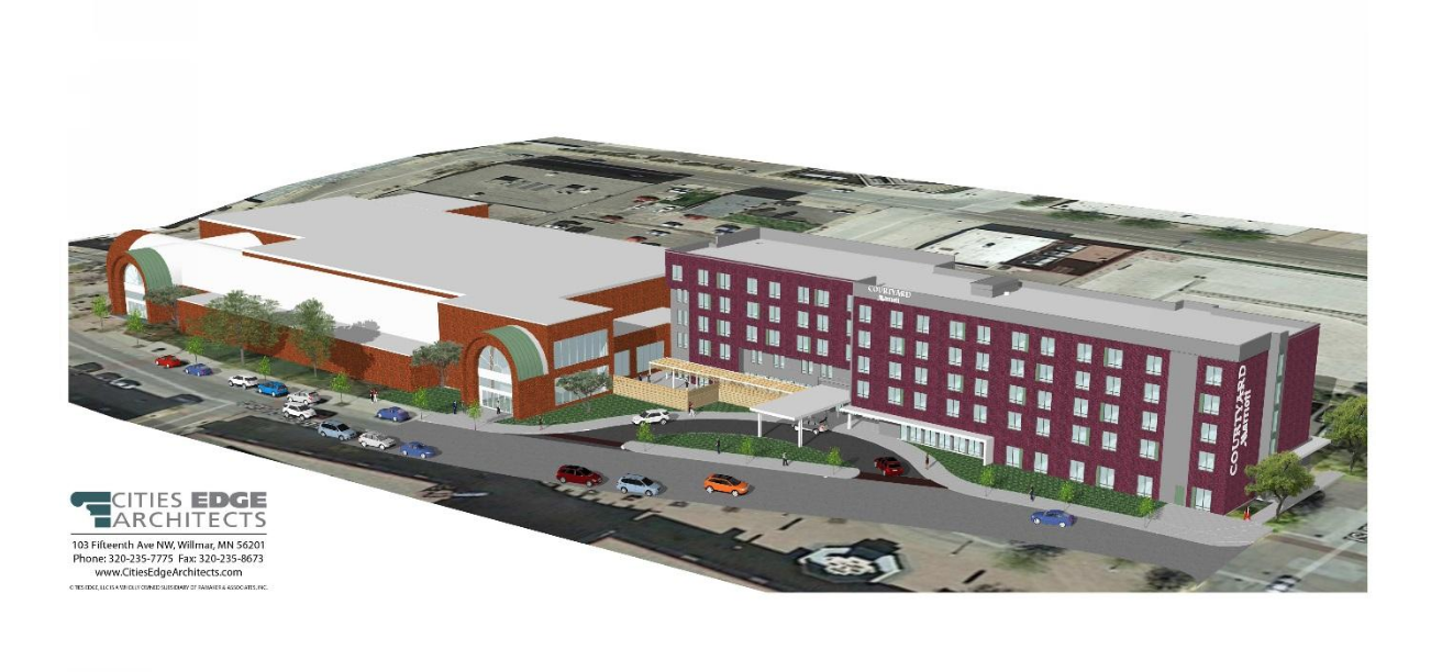 More information on the Sioux City Reinvestment District Project