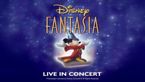 Sioux City Symphony Orchestra: Disney Fantasia Live in Concert