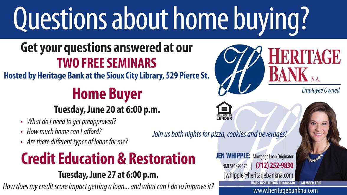 Home Buyer & Credit Education/Restoration