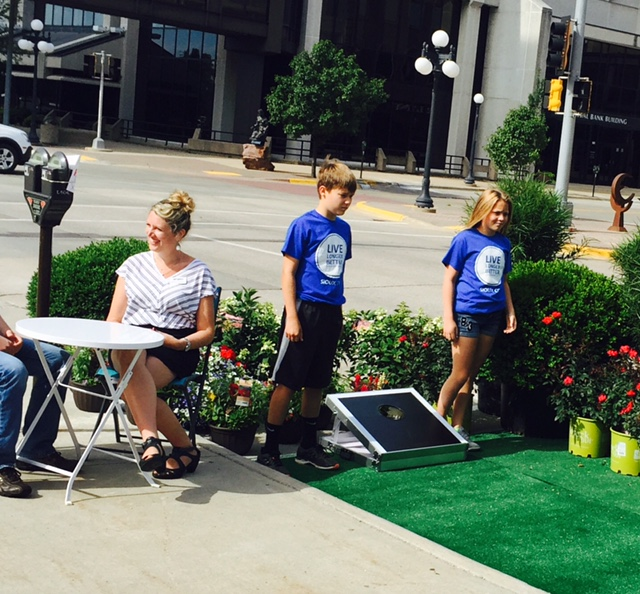 2nd Annual Park(ing) Day!!