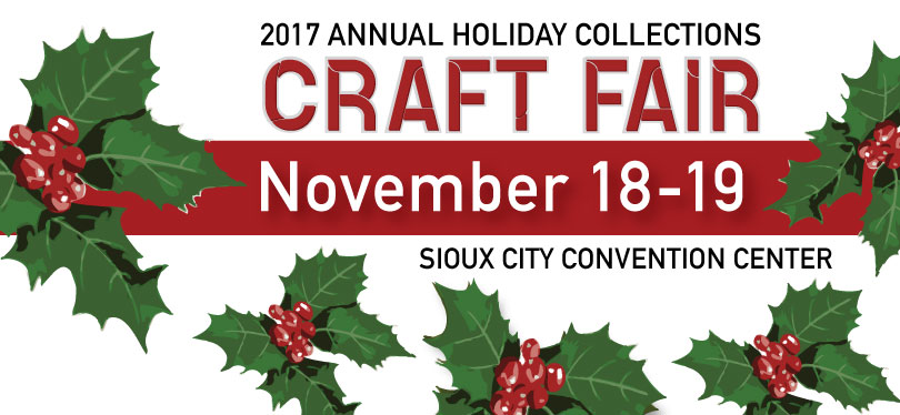 2017 Holiday Collections Craft Fair