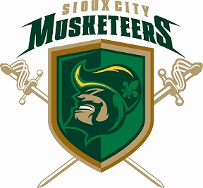 Sioux City Musketeers vs. Des Moines Buccaneers
