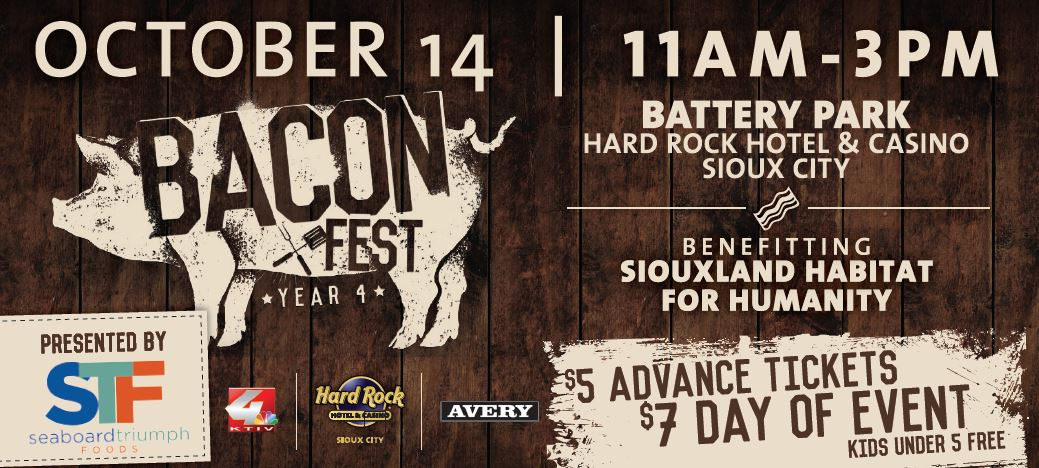 Baconfest: Siouxland Habitat for Humanity's Signature Event