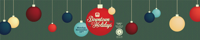 The Holiday Season Starts in Downtown Sioux City!