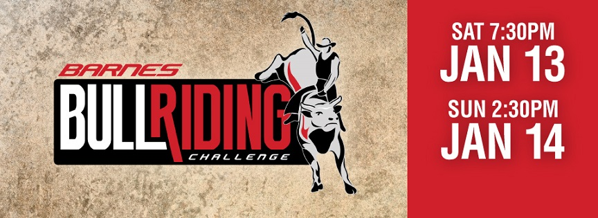 Barnes Bull Riding Challenge 2018