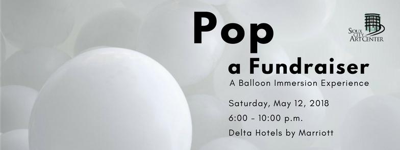 Pop, a Fundraiser