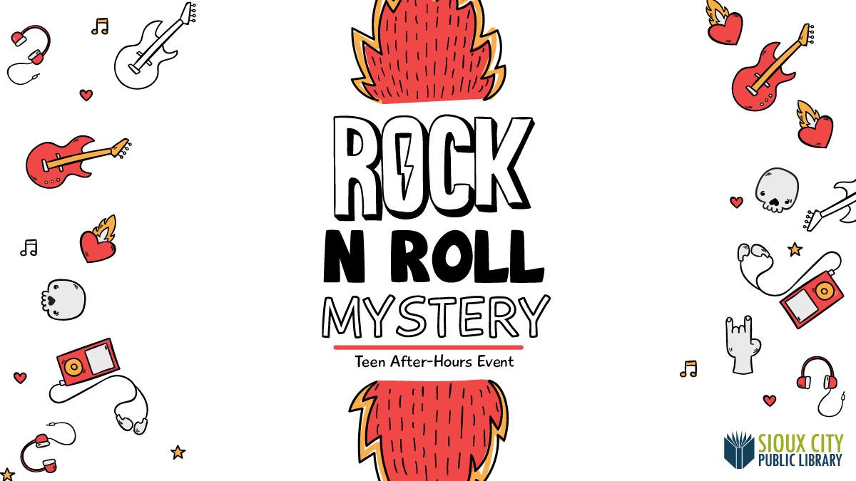 Rock N Roll Mystery