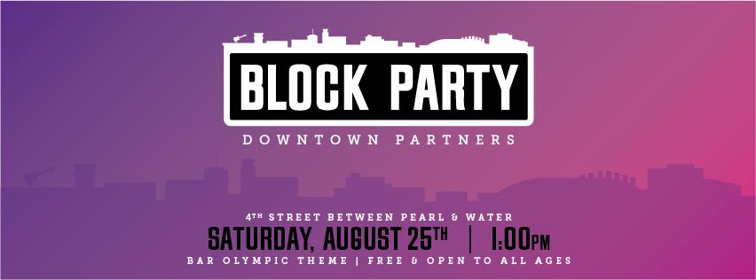 Block Party! Bar Olympics