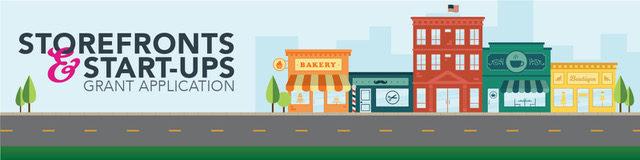 Storefronts & Start-Ups Grant Application