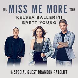 "Kelsea Ballerini – ""The Miss Me More Tour"""
