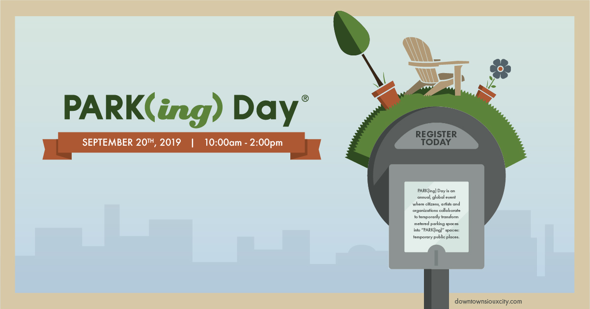 Park(ing) Day 2019: People Take Over Parking Stalls for a Day