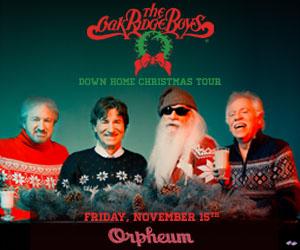 Oak Ridge Boys – Down Home Christmas Tour