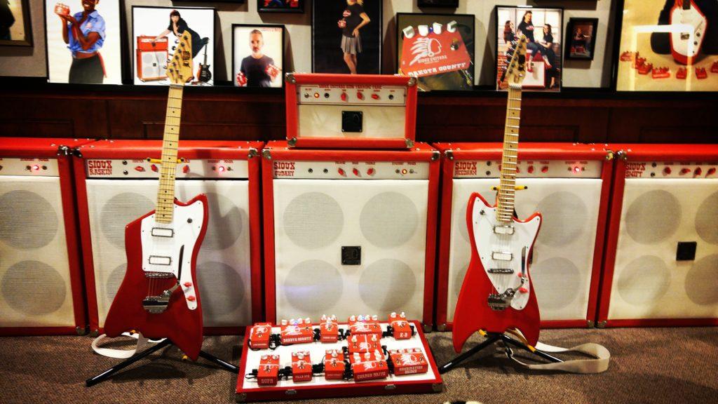 Sioux Guitars