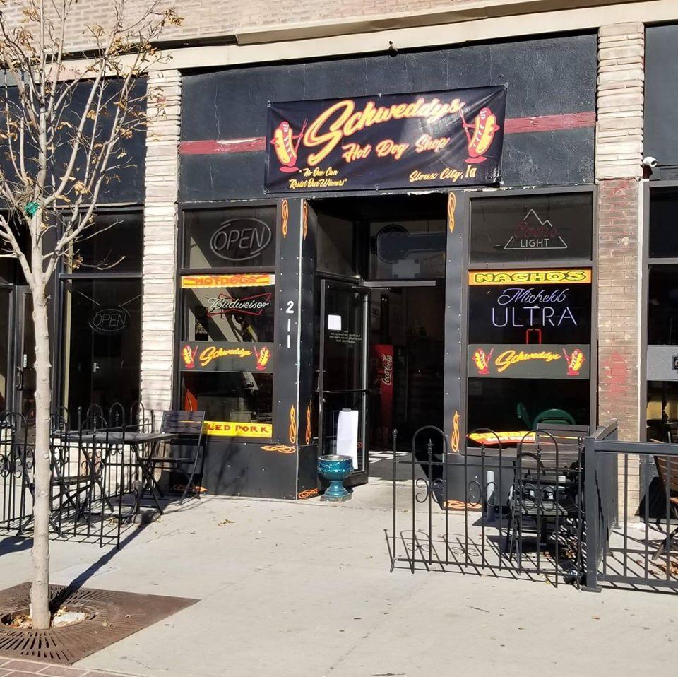 Schweddy's Hot Dog Shop