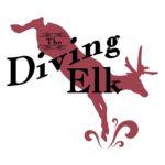Diving Elk