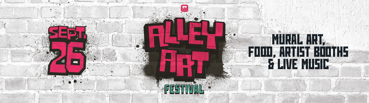 2020 Alley Art Festival: Become a Sponsor!