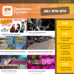 Weekend Happenings for July 10th-12th