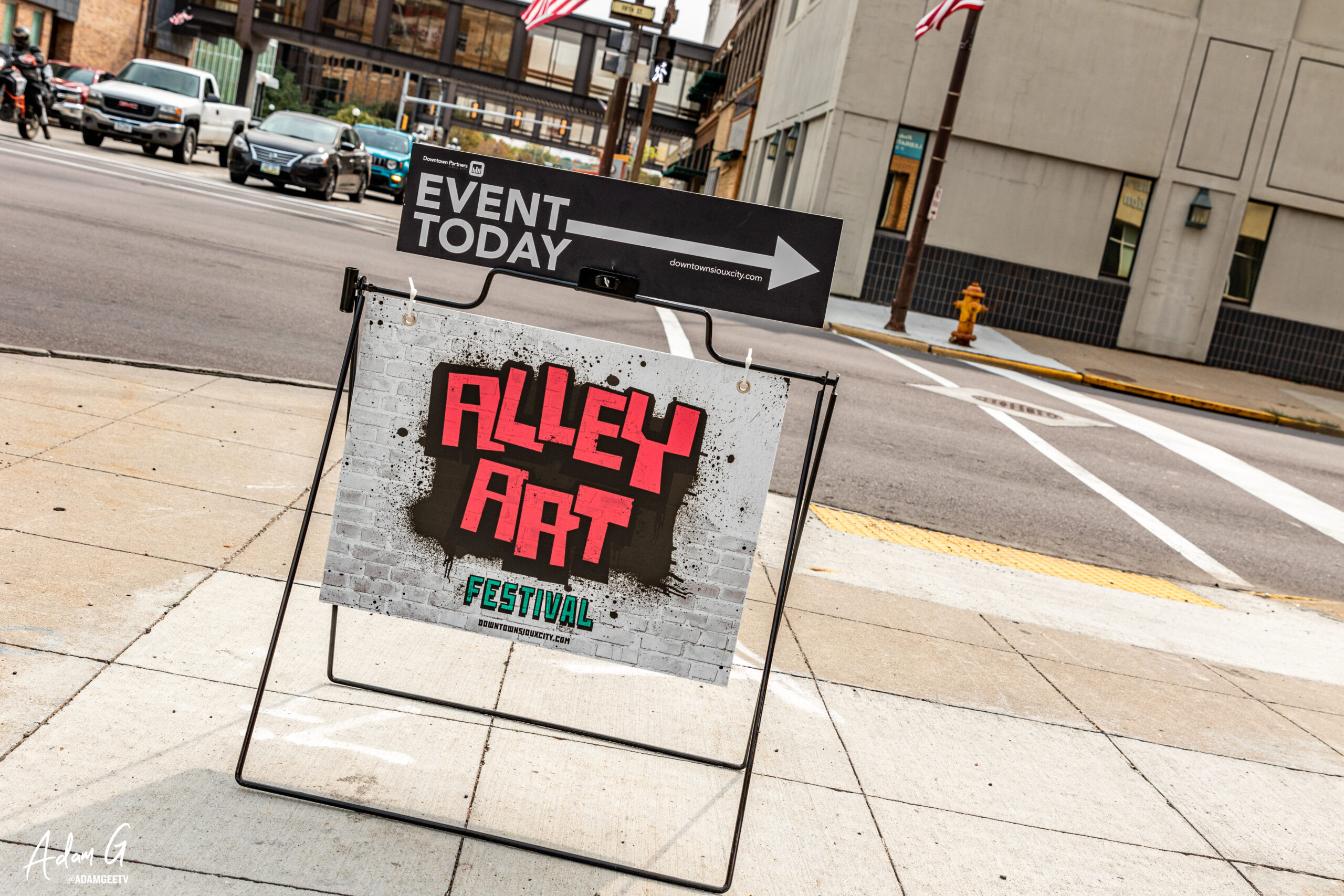 Second Annual Alley Art Festival Concludes