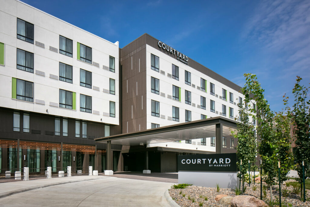 Courtyard By Marriott Sioux City Downtown/Convention Center